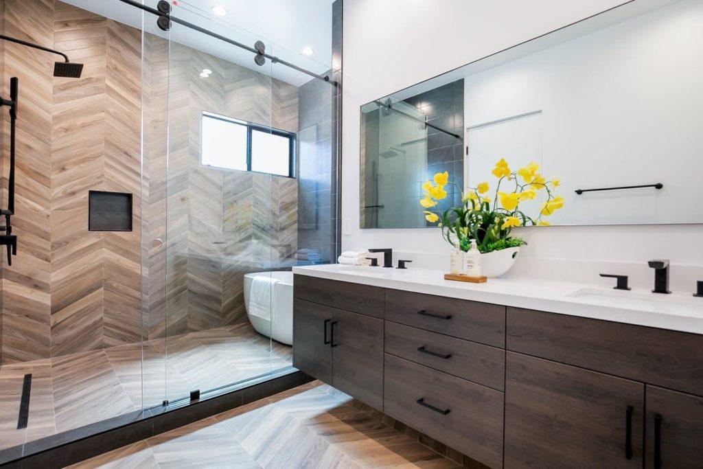 Prosper Services- Bathroom Remodeling